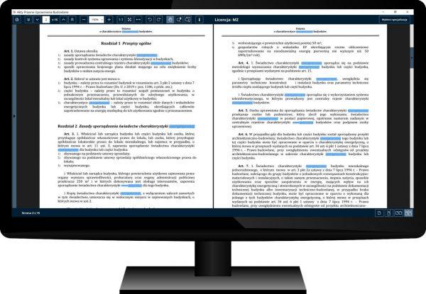 Uprawnienia Budowlane Akty Prawne Komputer 13