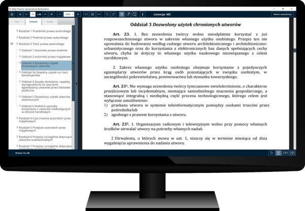 Uprawnienia Budowlane Akty Prawne Komputer 14