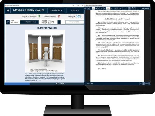 Uprawnienia Budowlane Akty Prawne Komputer 4