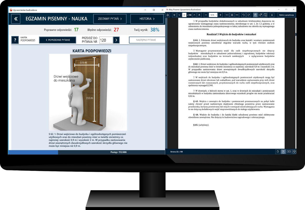 Uprawnienia Budowlane Akty Prawne Komputer 5