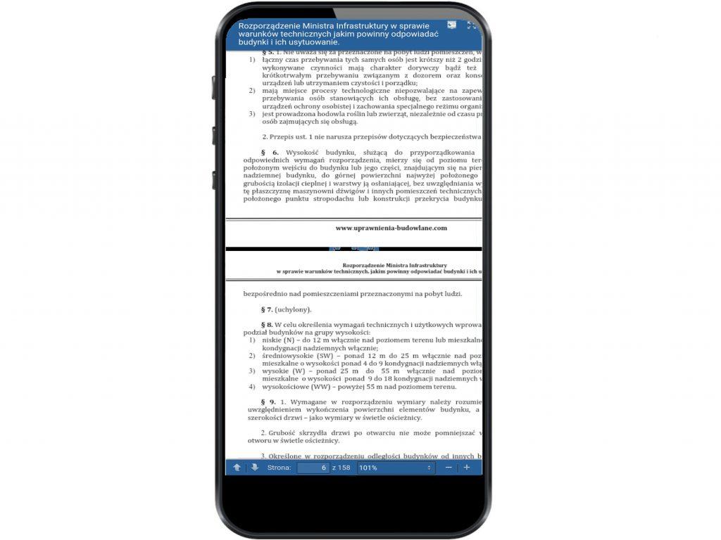 Uprawnienia Budowlane Akty Prawne ON-LINE 16