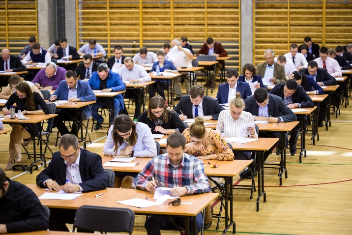 uprawnienia budowlane egzamin pisemny